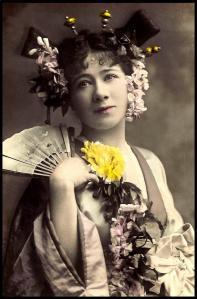 Gaijin Geisha, c. 1900 - 1930