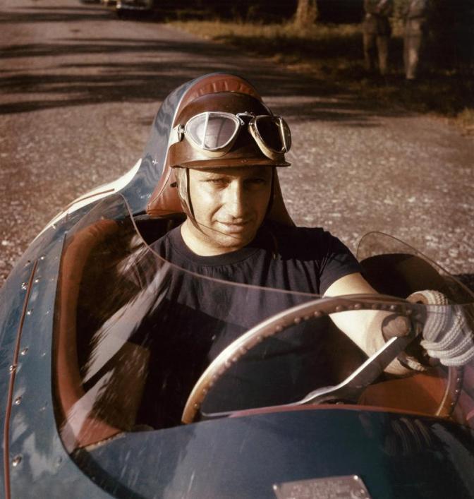 Maurice Jarnoux, Juan Manuel Fangio, 1958